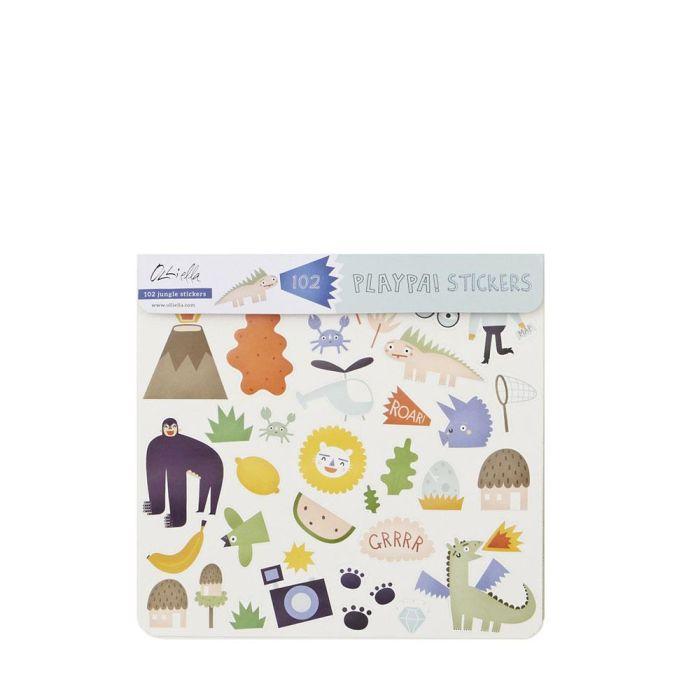 Playpa Jungle - Stickers