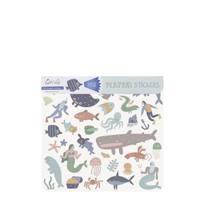 Playpa Ocean - Stickers