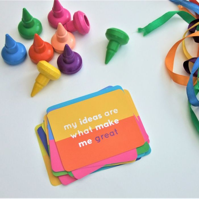 PlayPOWER Cards - For Kids