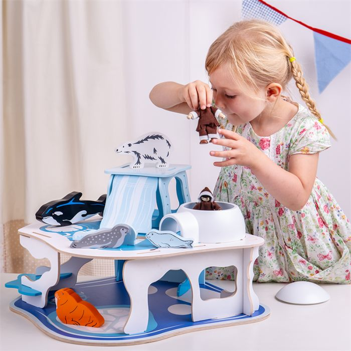 Polar Glacier Playset