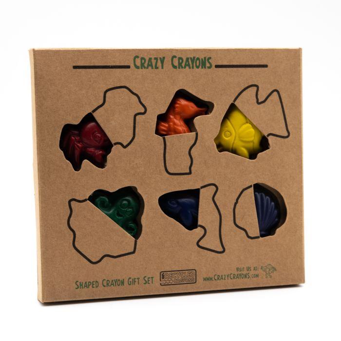 Recycled Crayons -  Ocean Set