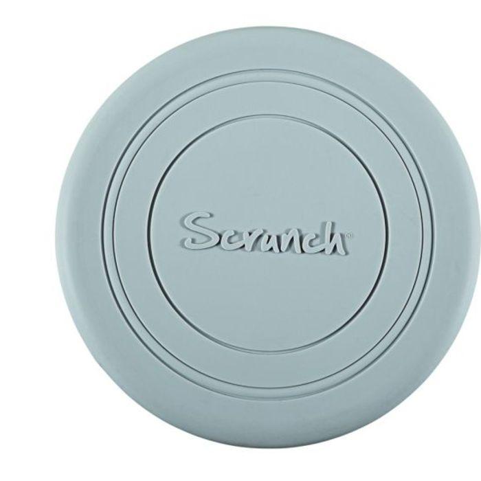 Scrunch Frisbee - Misty Grey