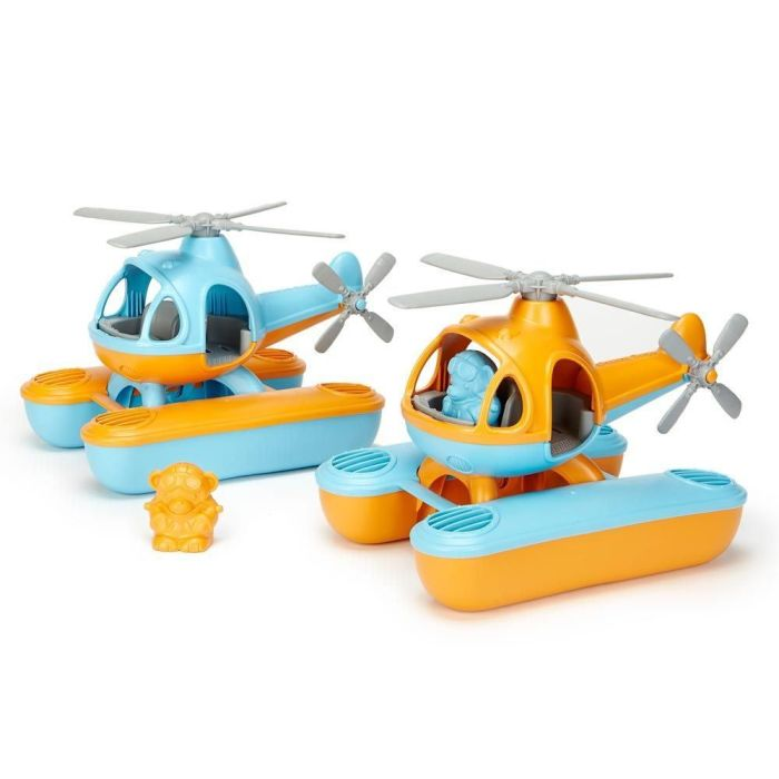 Seacopter (Blue) Bath Toy