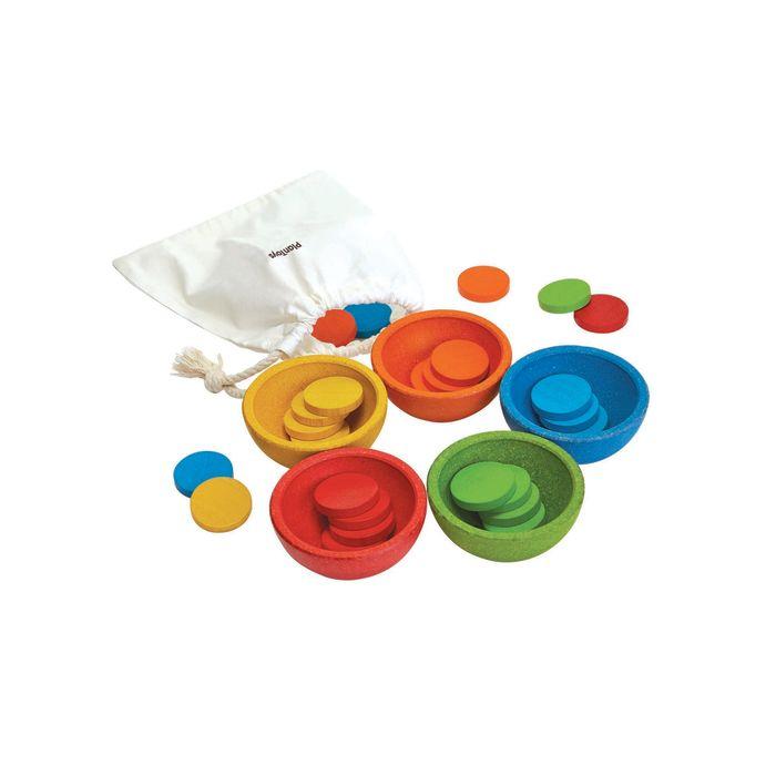 Sort & Count Cups