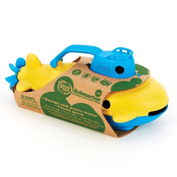 Submarine (Blue) Bath Toy