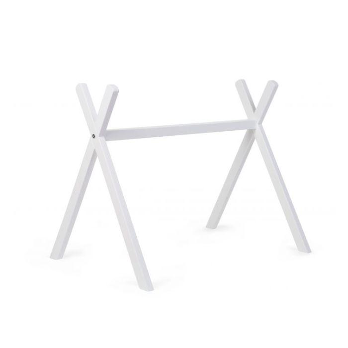 Tipi Play Gym Frame - White