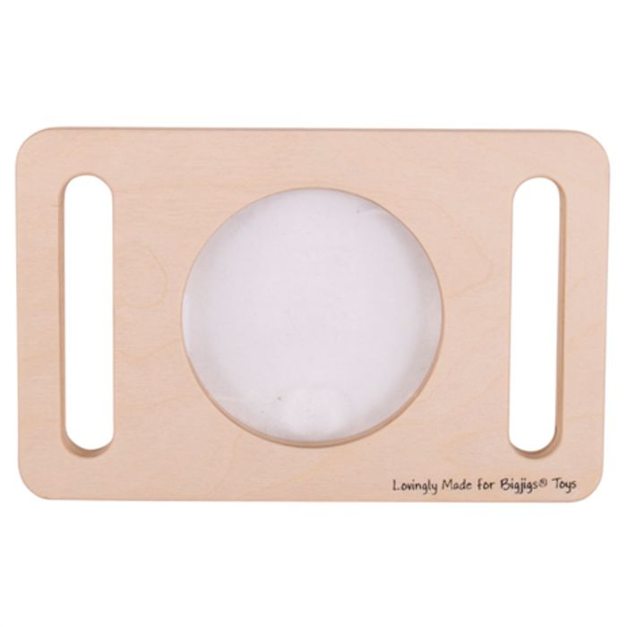 Two Handed Magnifier Glass