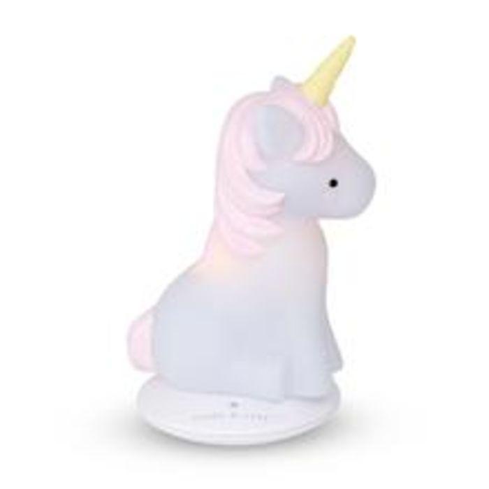 Unicorn Rechargeable Night Light - White