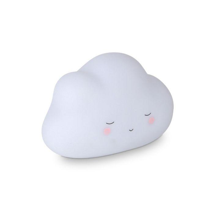White Cloud Night Light - Small