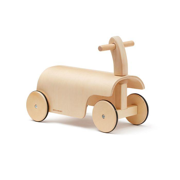 Wooden Ride Along Kart AIDEN