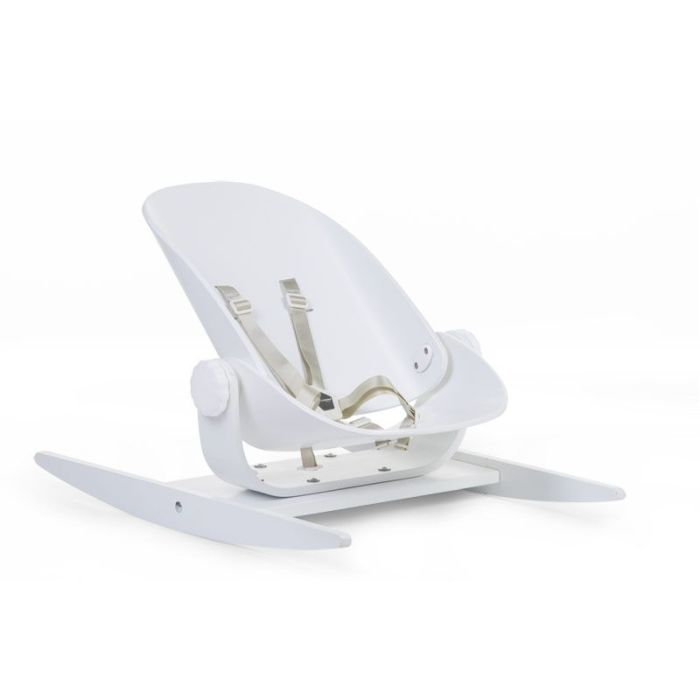 Wooden Rocker - White (without cushion)
