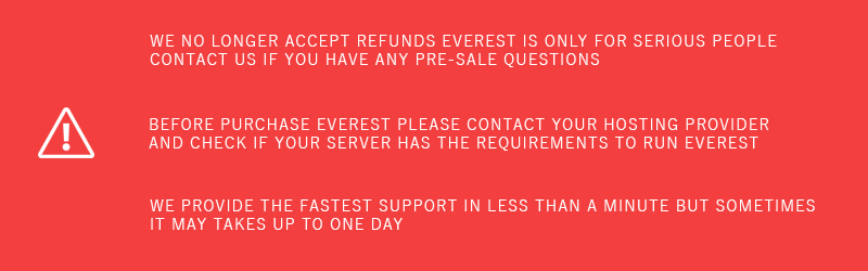 EVEREST - PHP Classified Ads Script - 1