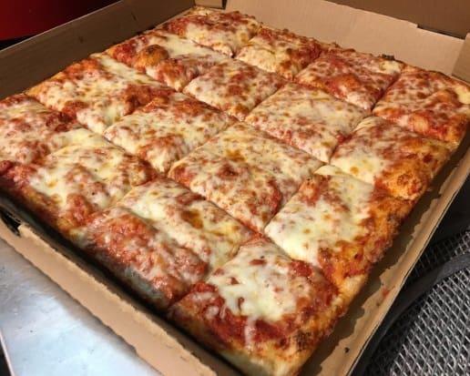 Photo of SICILIAN PIZZA SQUARE-THICK CRUST
