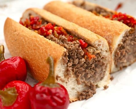 Photo of CHEESE STEAKS