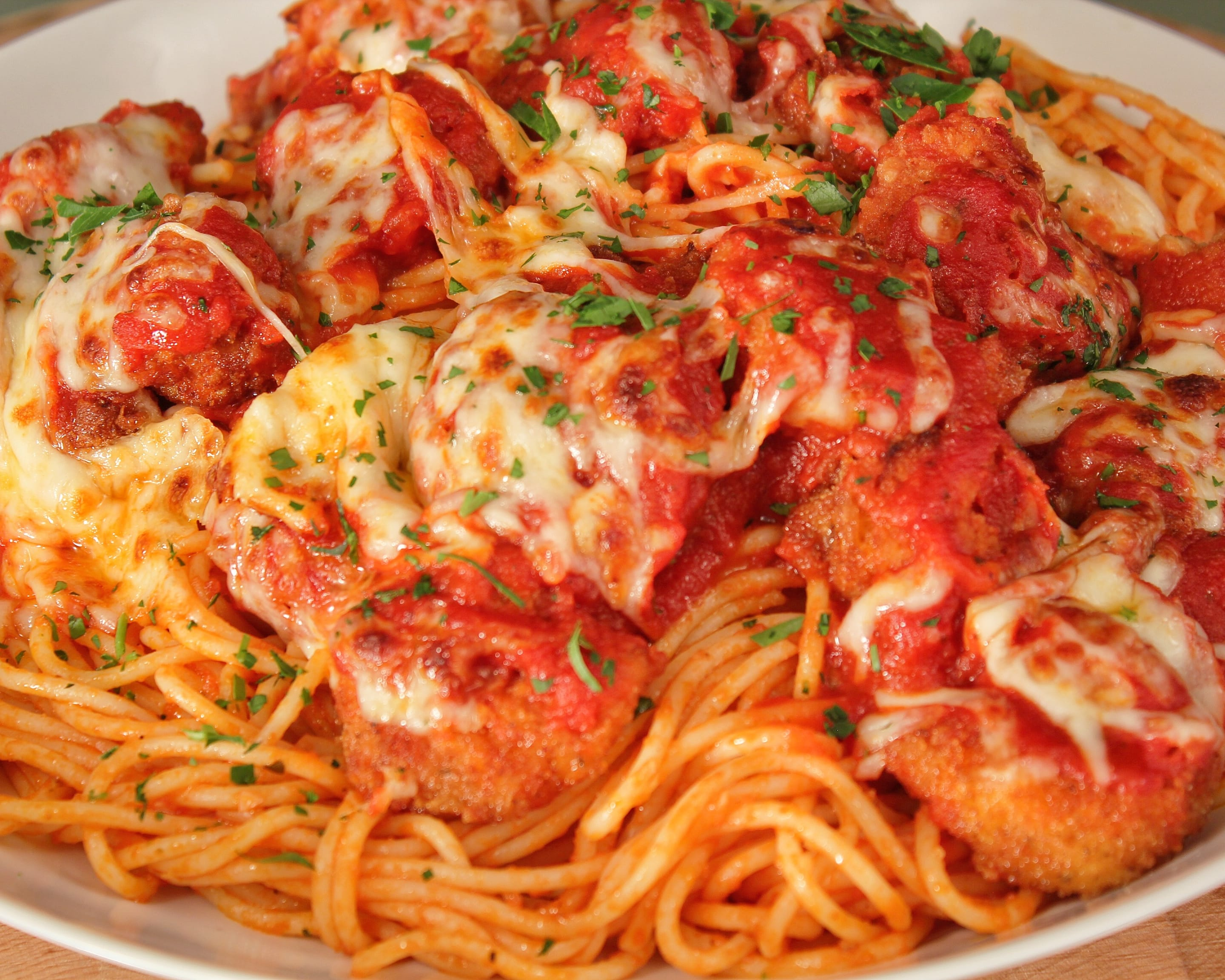 Photo of ITALIAN DISHES AND PARMESANS