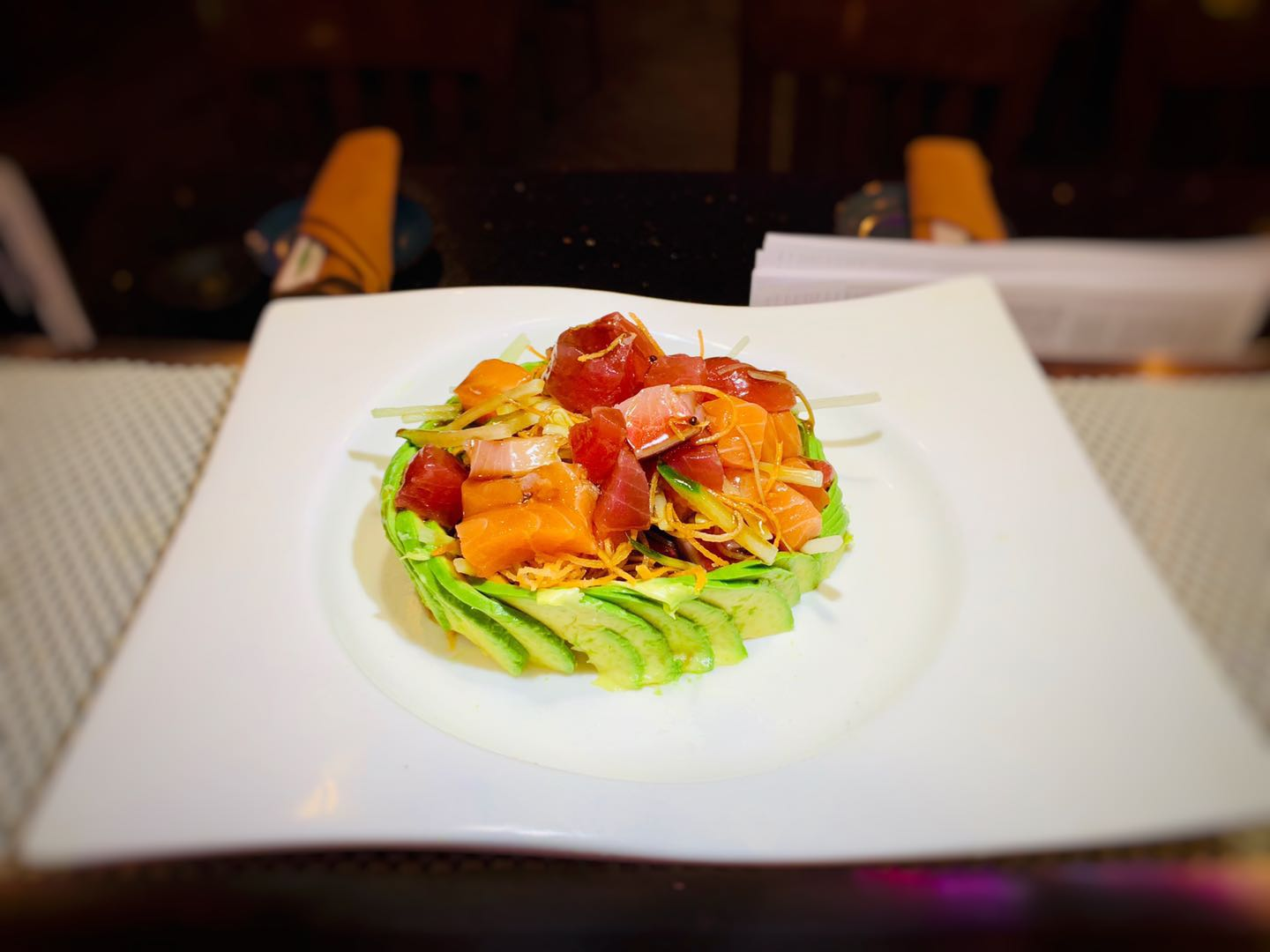 Photo of Appetizer From Sushi Bar