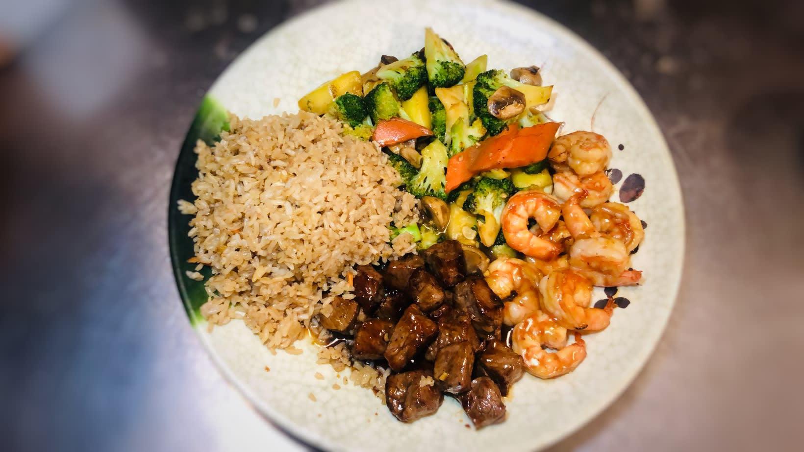 Photo of Hibachi Dinner