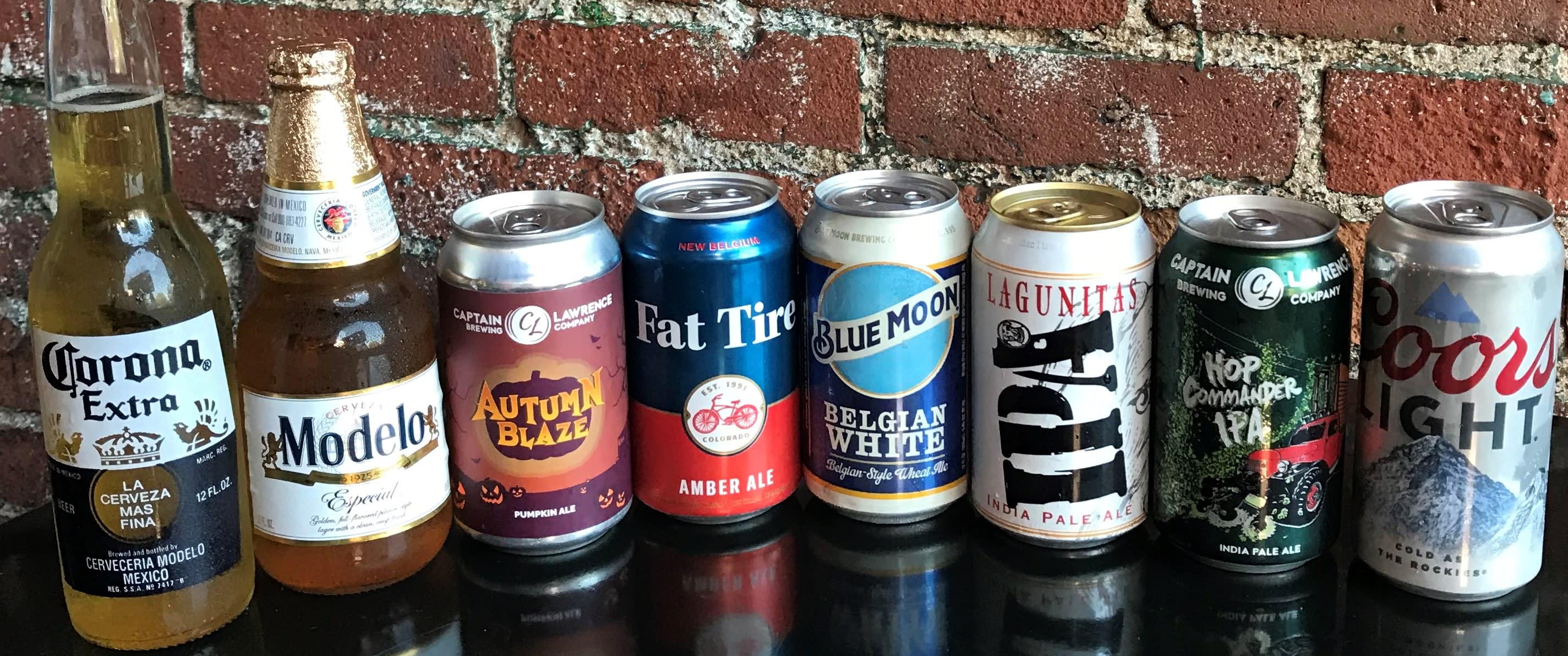 Photo of Beer & Soda