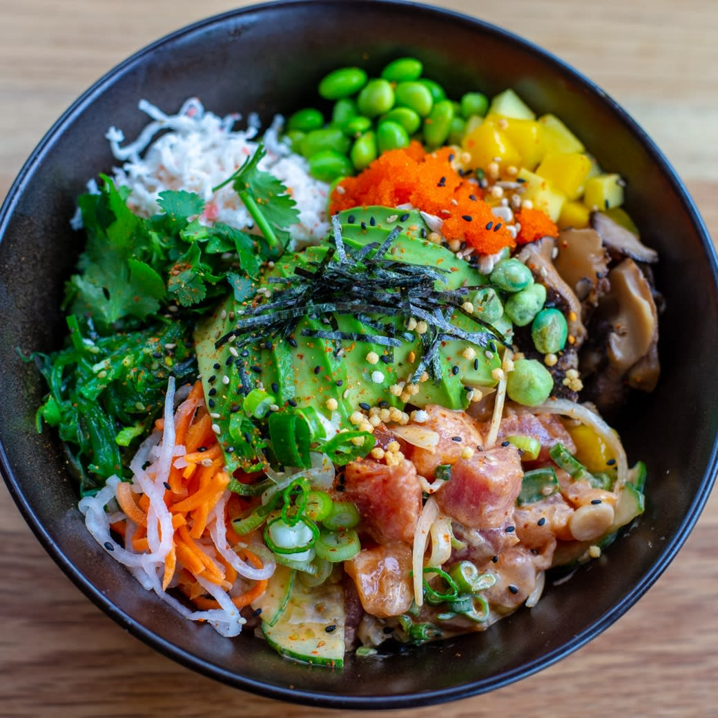 Photo of CREATE YOUR POKE BOWL