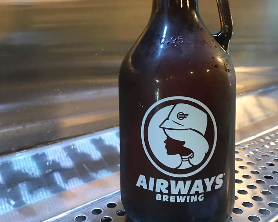 Photo of Airways Growler Fills