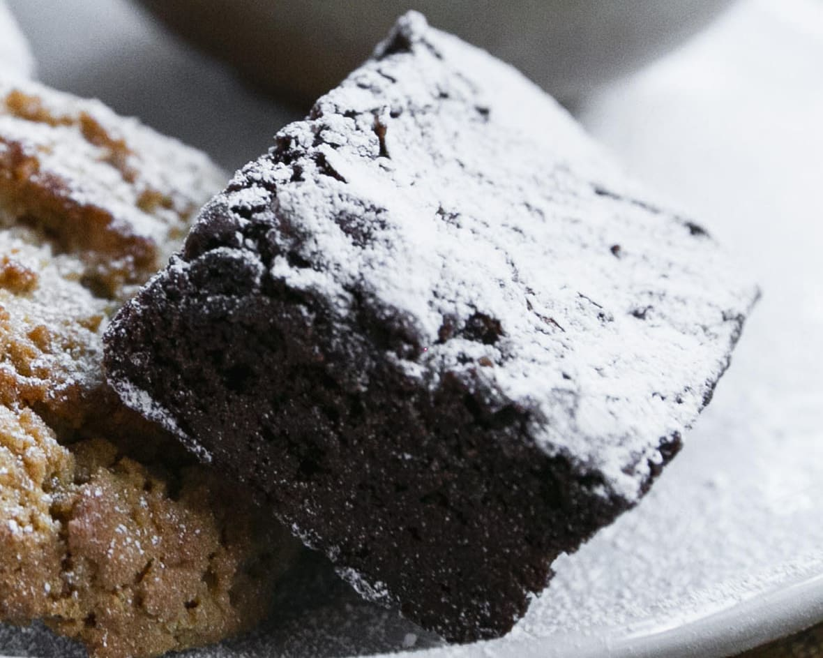 Photo of BAKED BROWNIES