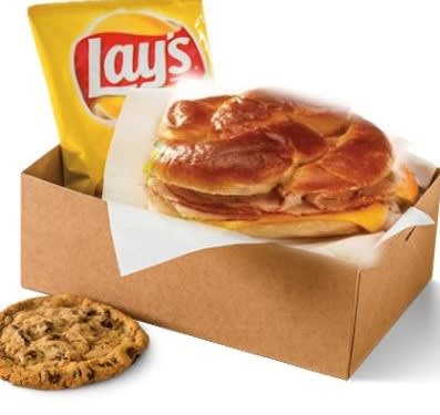 Photo of Pretzel Roll Boxed Lunch