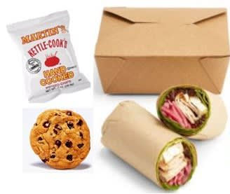 Photo of Wrap Box Lunch