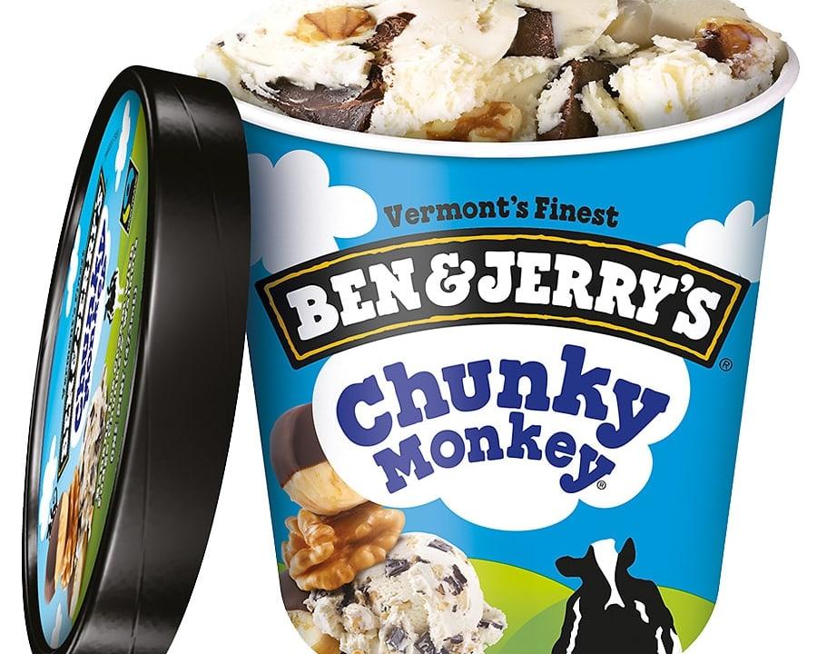 Photo of Ben n Jerry's and Breyers Ice Cream