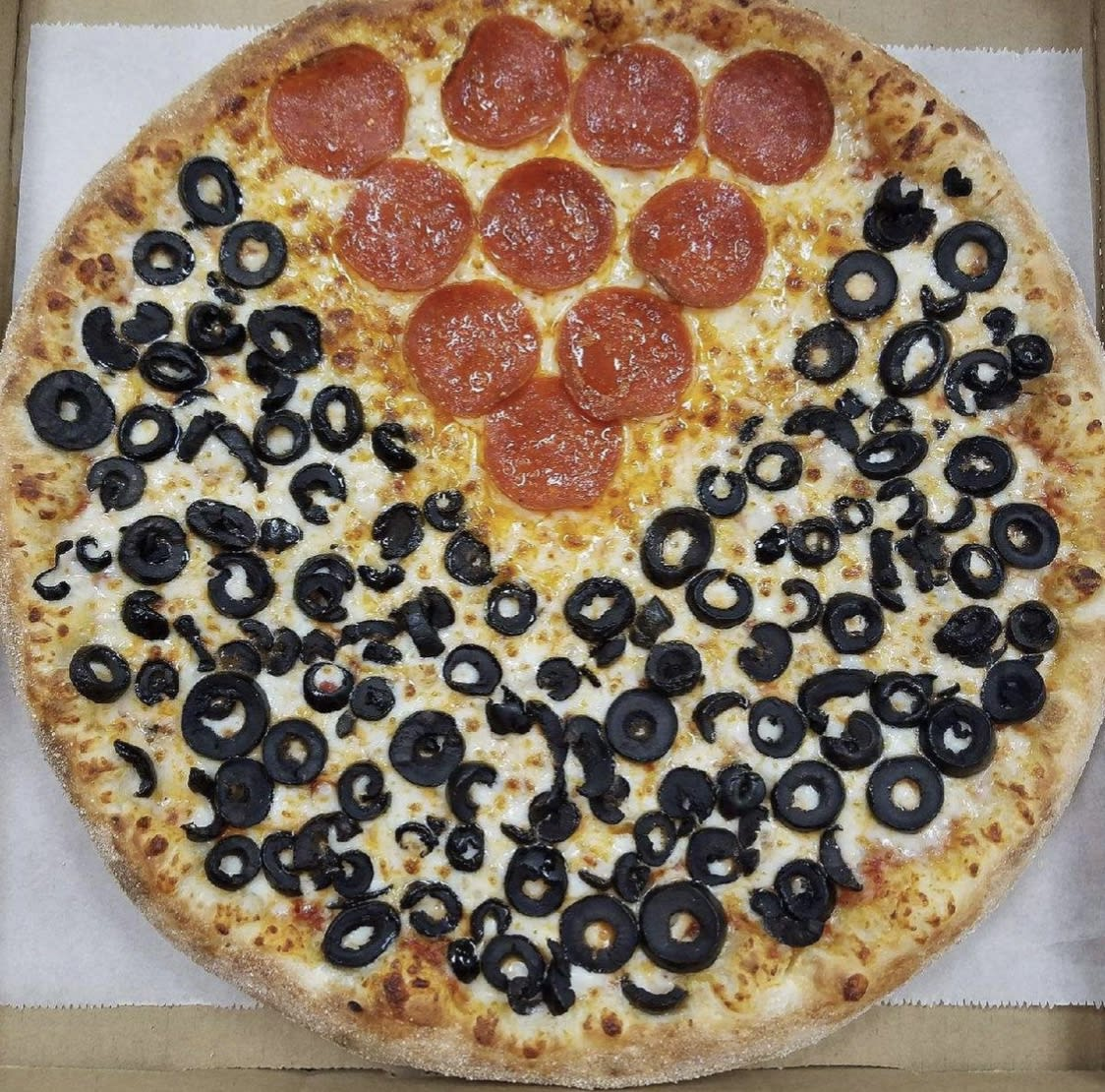 Photo of BUILD YOUR OWN PIZZA