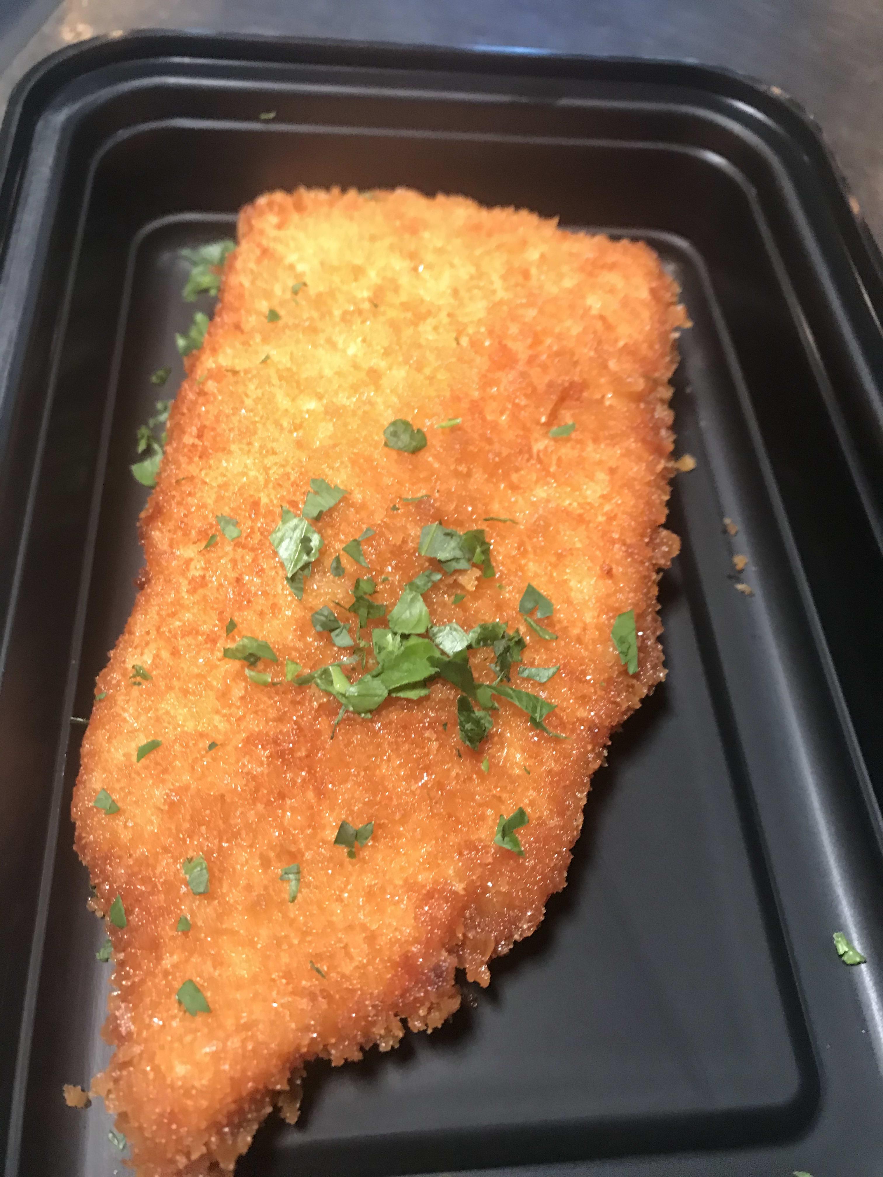 Photo of Crispy Panko Fried Boneless Chicken & Parmigiana