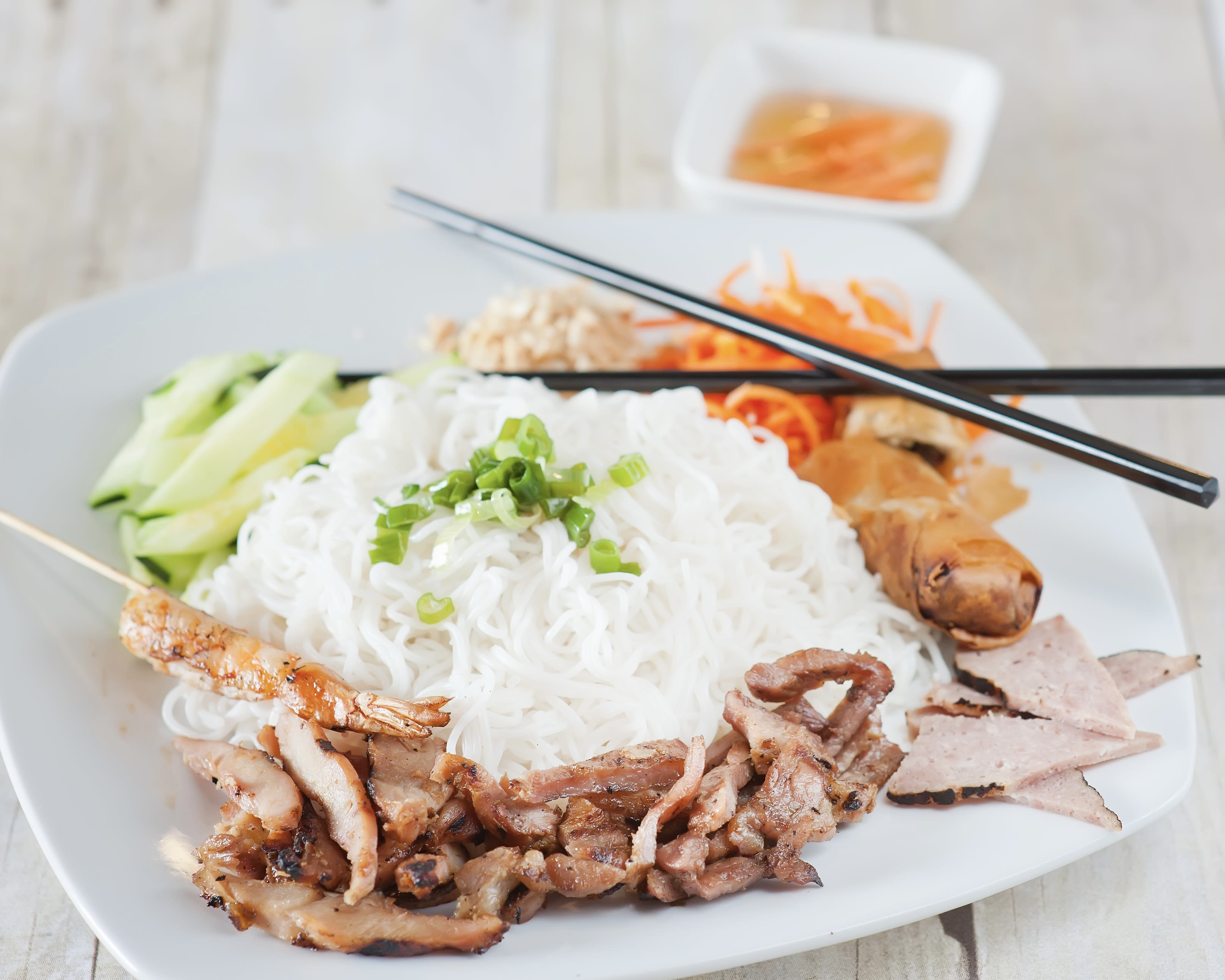 Photo of VERMICELLI PLATTER