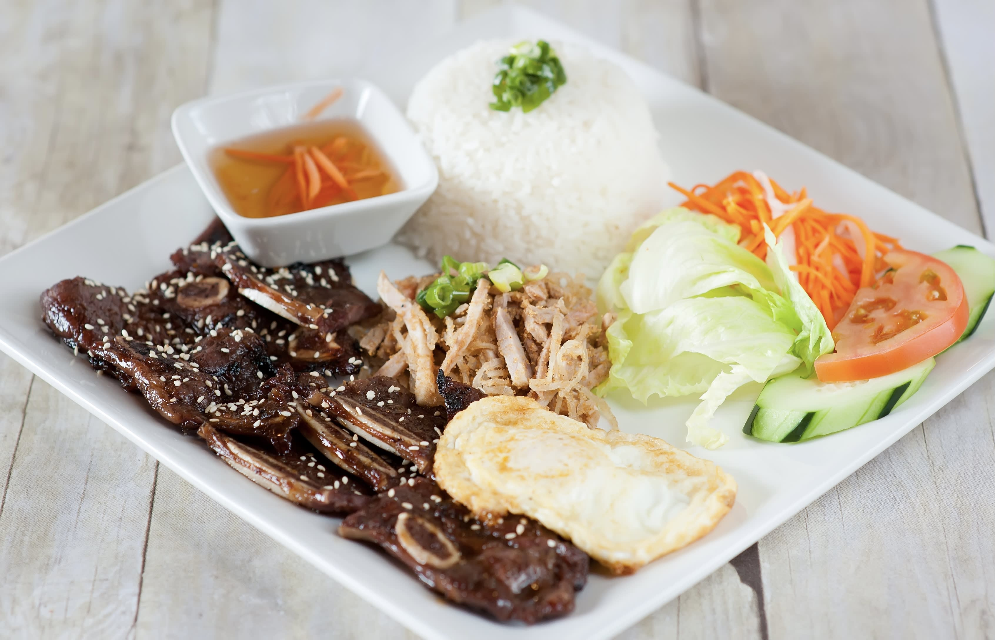 Photo of RICE PLATTERS