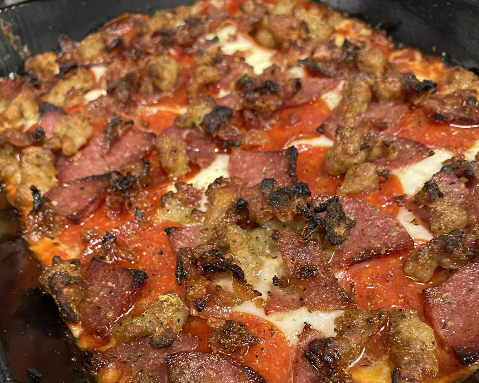 Photo of NO CRUST PIZZA BOWL