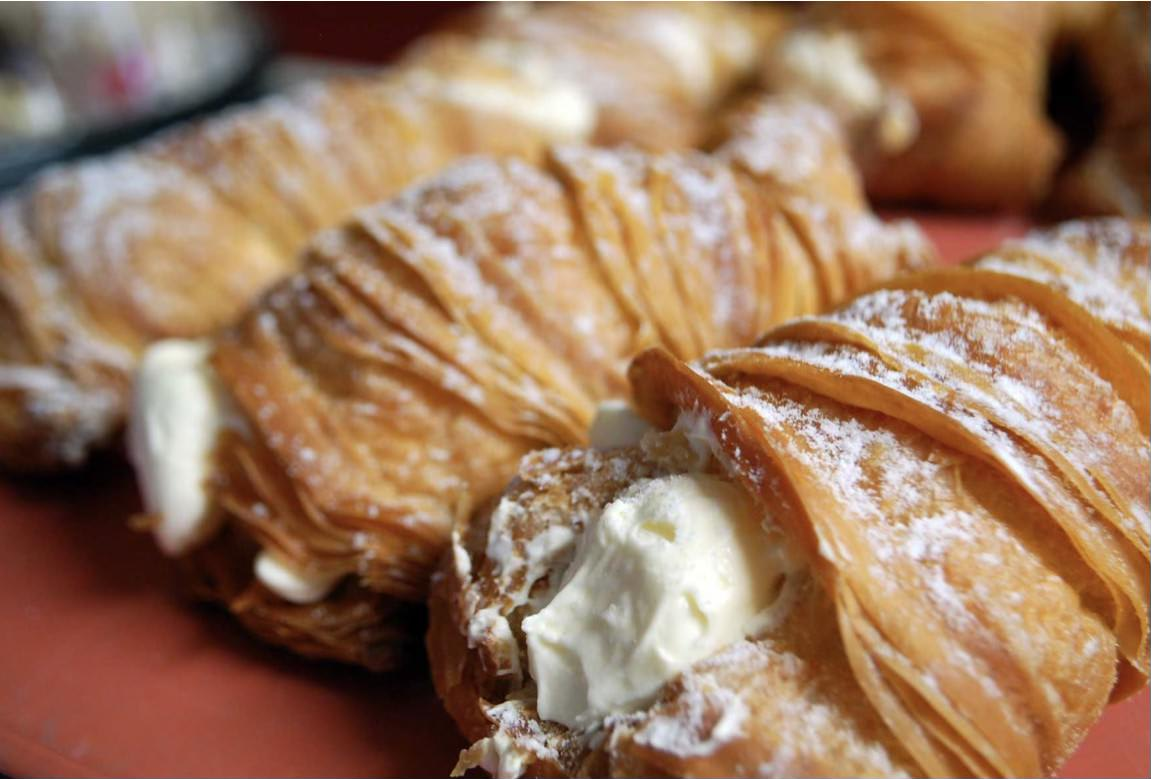 Photo of STONED LOBSTER TAIL DESSERT