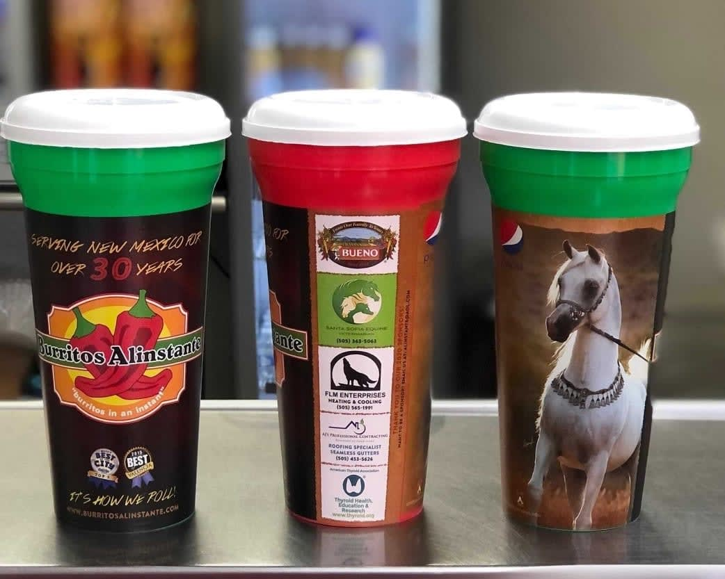 Photo of Fountain Drinks