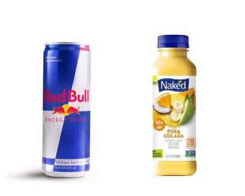 Photo of Bottled Drinks