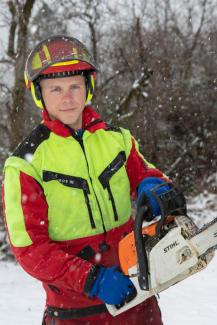 Portrett Håkon Moldeklev