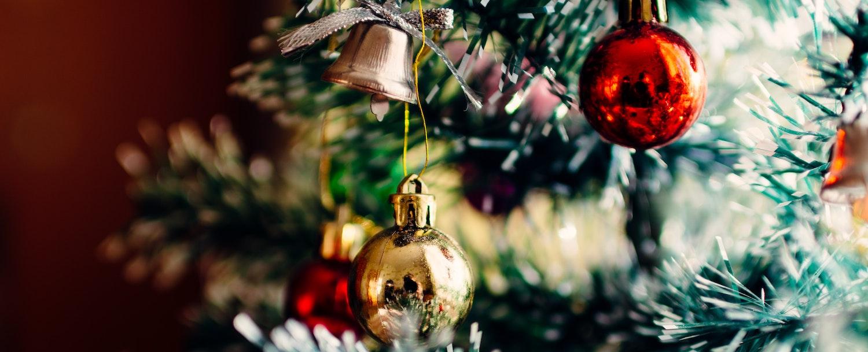 Si det til naboen - God jul og godt nytt år!