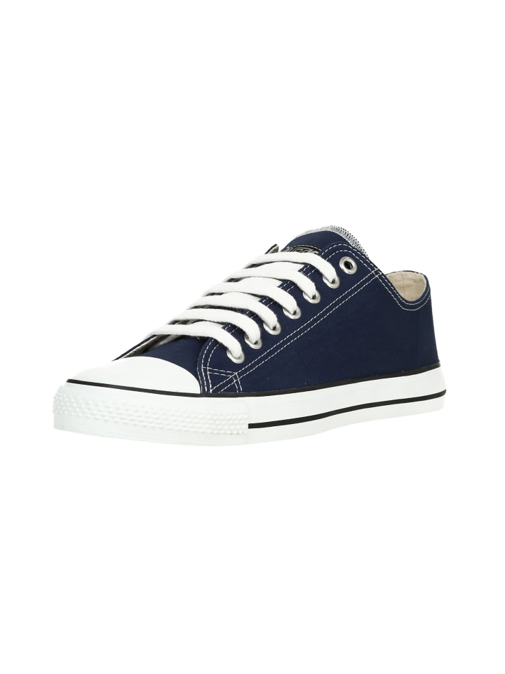 Ethletic Sneaker Lo Fair Trainer White Cap in ocean blue | just white