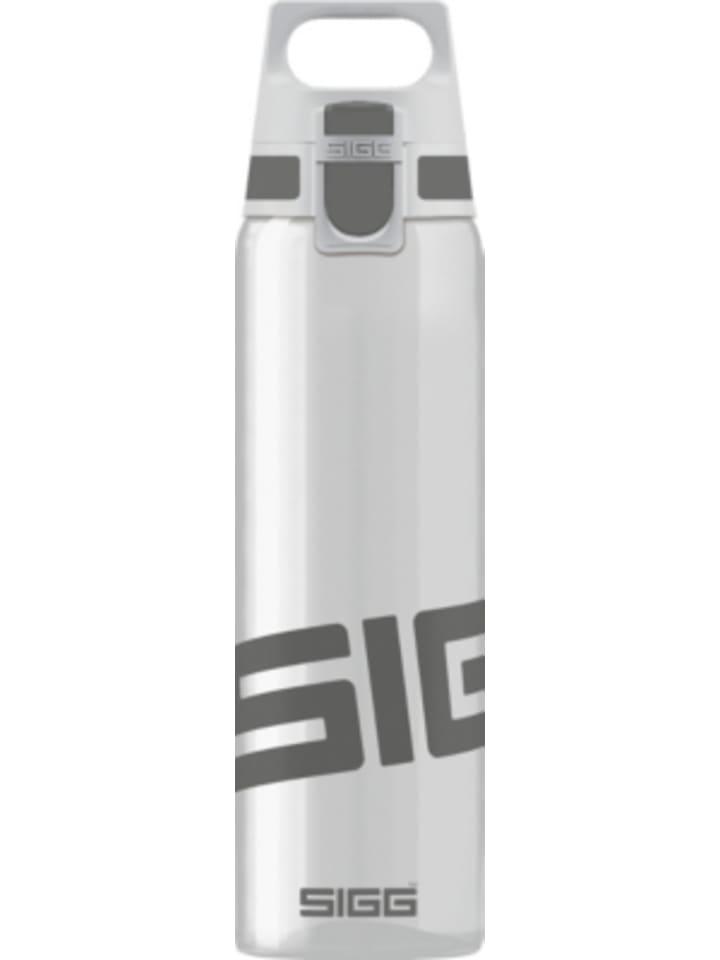 SIGG Tritan-Trinkflasche TOTAL CLEAR ONE anthrazit, 750 ml