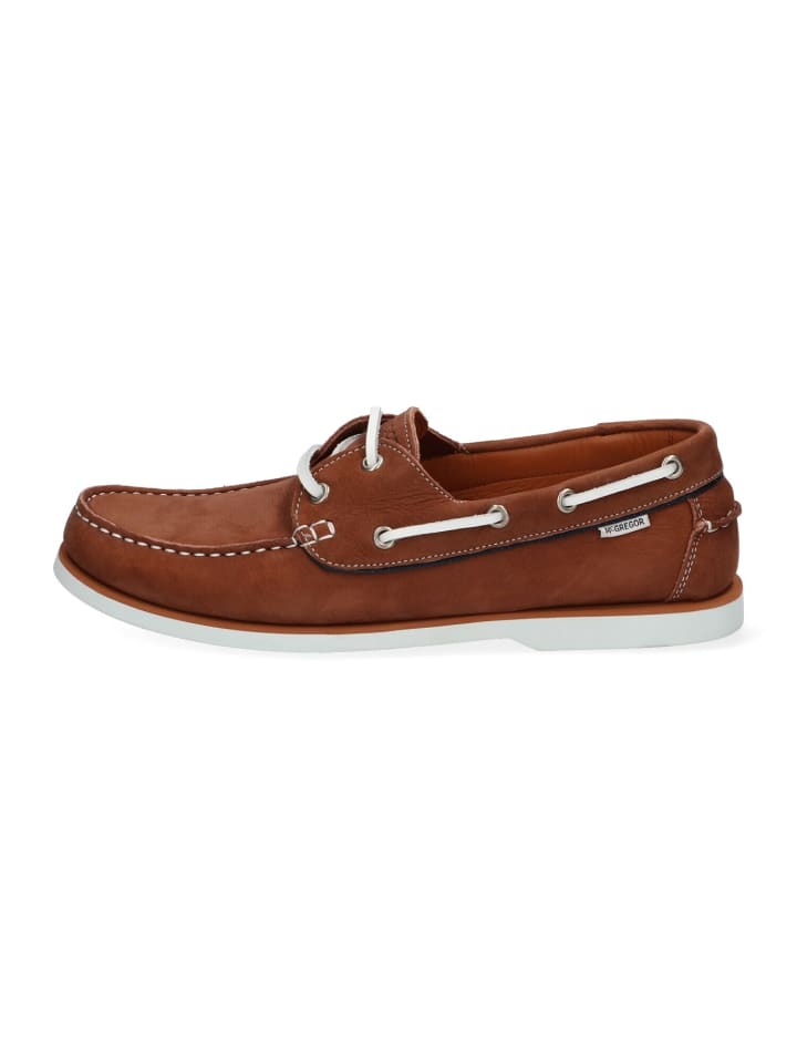 McGregor Shoes Loafers Mcg in braun