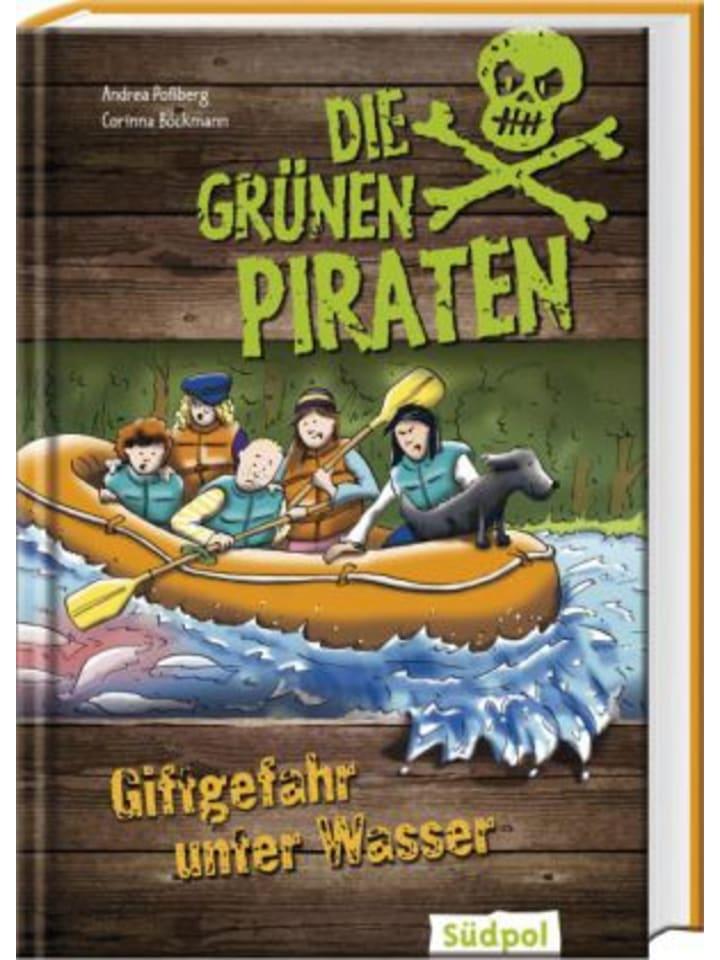 Südpol Die Grünen Piraten - Giftgefahr unter Wasser