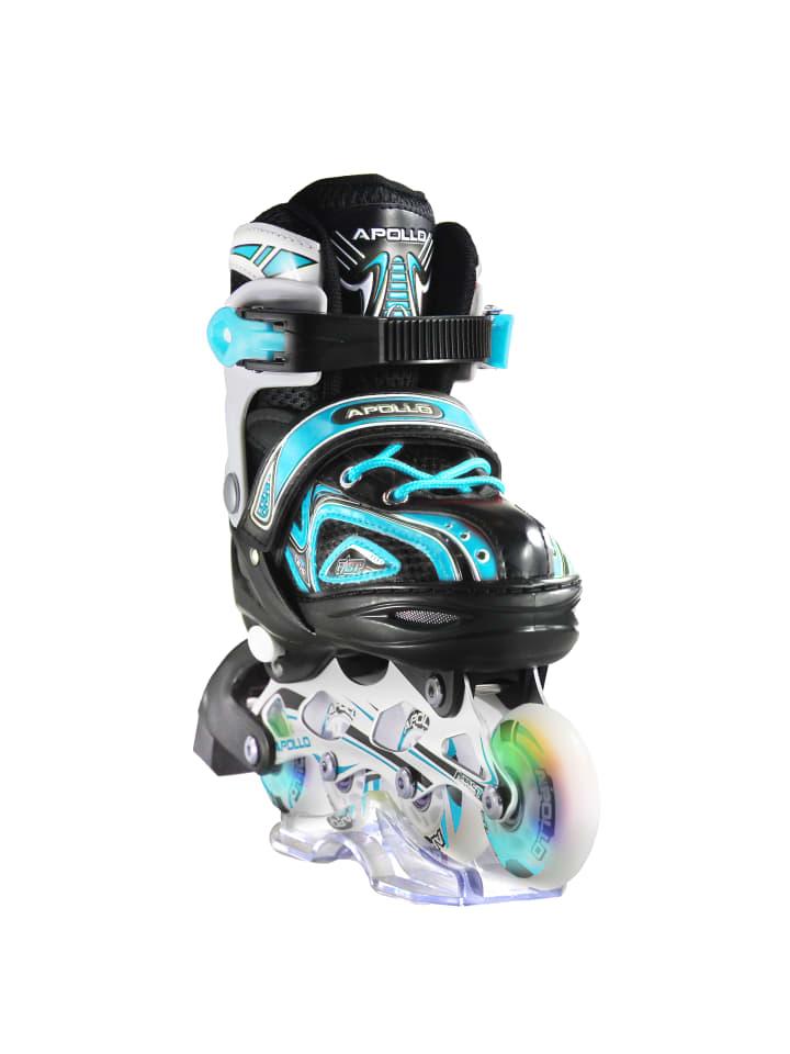 "Apollo Inline Skates "" Super Blades X-Pro "" in mint"