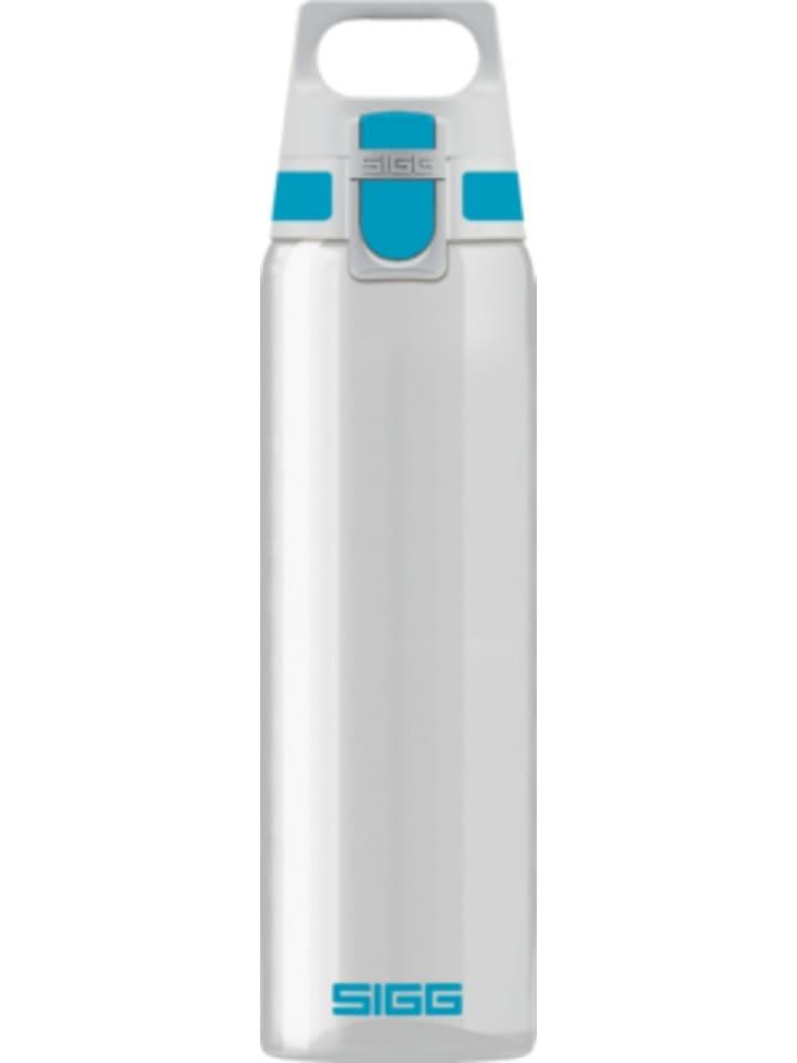 SIGG Tritan-Trinkflasche TOTAL CLEAR ONE aqua, 750 ml
