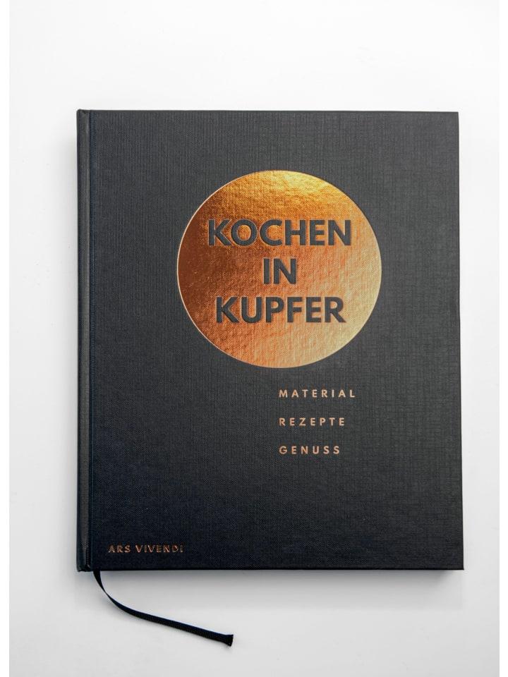 Ars vivendi Kochen in Kupfer   Material - Rezepte - Genuss