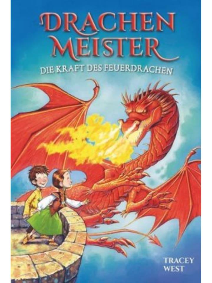 Adrian Verlag Drachenmeister - Die Kraft des Feuerdrachen