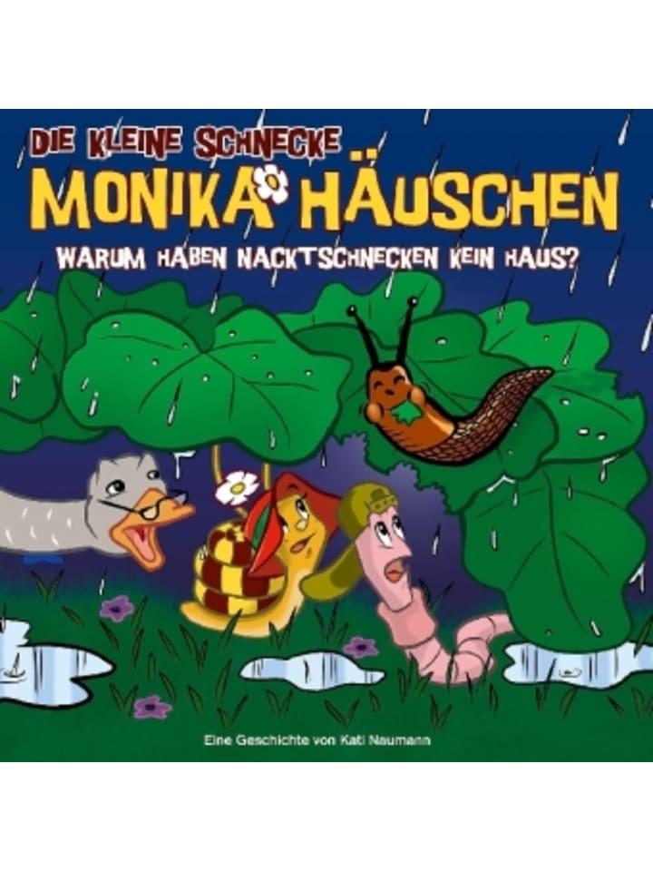 Universal Music Die kleine Schnecke, Monika Häuschen