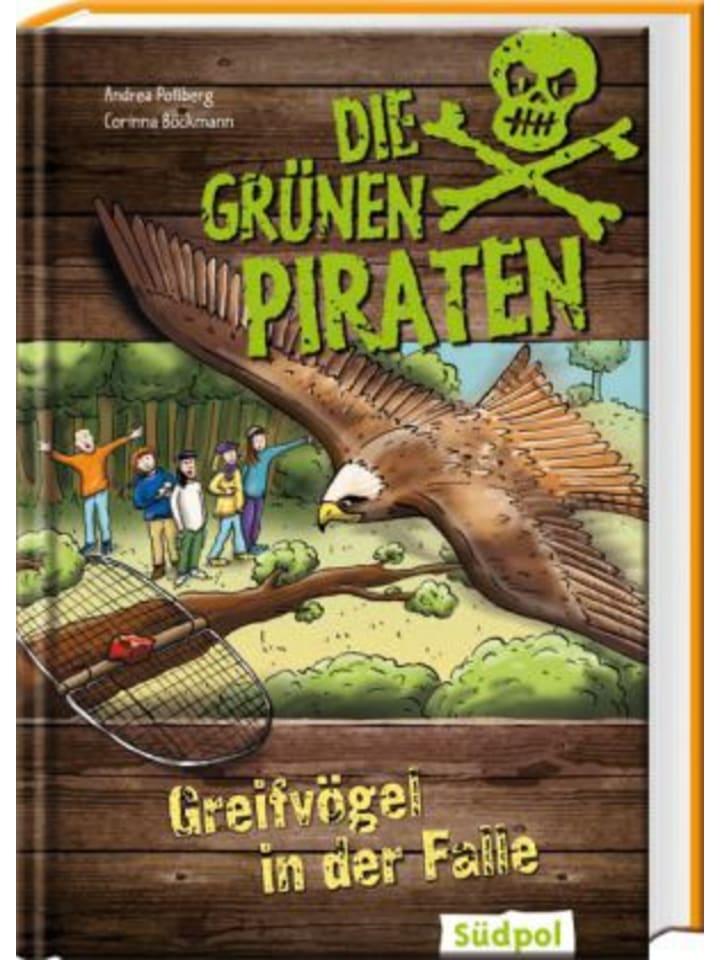 Südpol Die Grünen Piraten - Greifvögel in der Falle