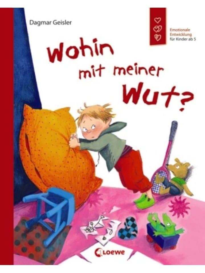 Loewe Verlag Wohin mit meiner Wut?