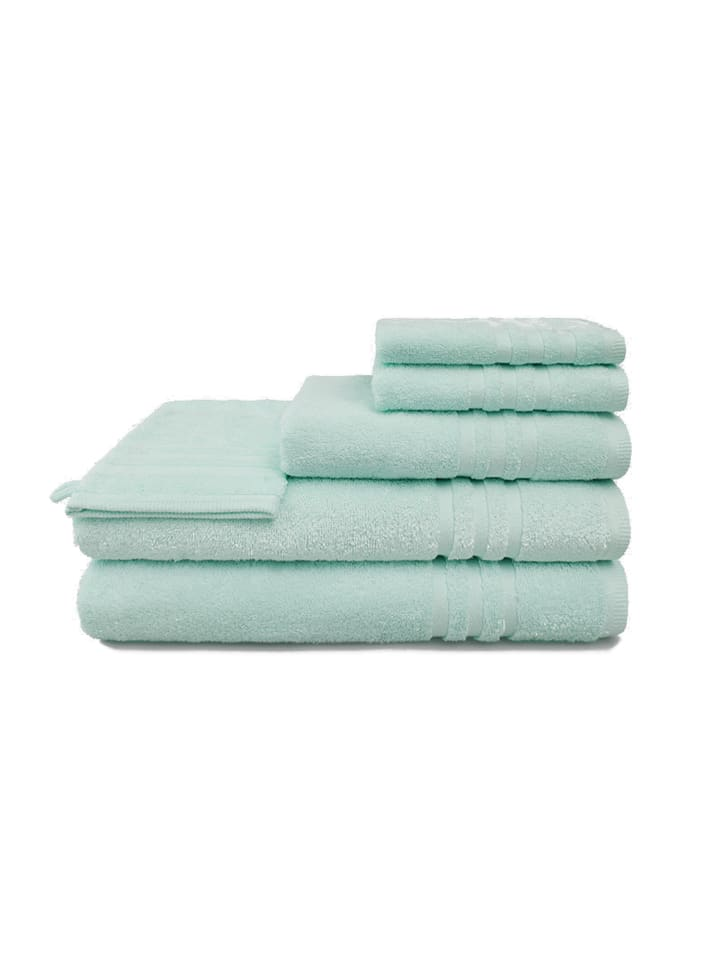 Grace Grand Spa Handtuch Aktion in Mint